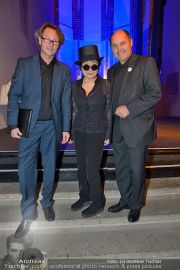 Yoko Ono - Krems - Sa 19.10.2013 - 2