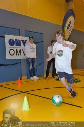Rapid OMV Action chall. - Gymnasium 1020 - Mo 21.10.2013 - 22
