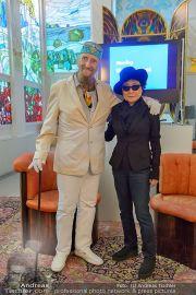 Yoko Ono - Ernst Fuchs Museum - Di 22.10.2013 - 18