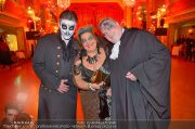 Halloween Ball - Parkhotel Schönbrunn - Do 31.10.2013 - 13