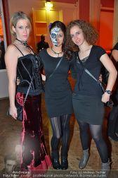 cam Unifest Halloween - Residenz Zögernitz - Do 31.10.2013 - 5