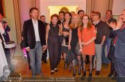 Premiere ´Wie im Himmel´ - Theater in der Josefstadt - Do 07.11.2013 - 2