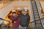 Sido geht shoppen - G3 Shoppingcenter - Sa 09.11.2013 - 1