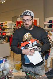Sido geht shoppen - G3 Shoppingcenter - Sa 09.11.2013 - 11