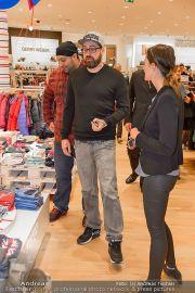 Sido geht shoppen - G3 Shoppingcenter - Sa 09.11.2013 - 14