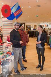 Sido geht shoppen - G3 Shoppingcenter - Sa 09.11.2013 - 15