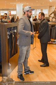 Sido geht shoppen - G3 Shoppingcenter - Sa 09.11.2013 - 23