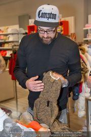 Sido geht shoppen - G3 Shoppingcenter - Sa 09.11.2013 - 9