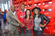 David Alaba Coca Cola - Twin Towers - So 10.11.2013 - 1