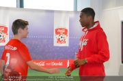 David Alaba Coca Cola - Twin Towers - So 10.11.2013 - 14