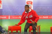 David Alaba Coca Cola - Twin Towers - So 10.11.2013 - 15