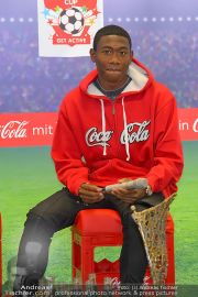 David Alaba Coca Cola - Twin Towers - So 10.11.2013 - 16