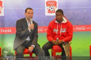 David Alaba Coca Cola - Twin Towers - So 10.11.2013 - 20