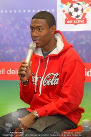David Alaba Coca Cola - Twin Towers - So 10.11.2013 - 26