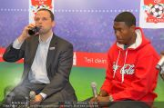 David Alaba Coca Cola - Twin Towers - So 10.11.2013 - 27
