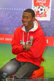 David Alaba Coca Cola - Twin Towers - So 10.11.2013 - 28