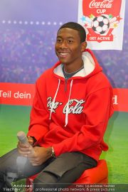 David Alaba Coca Cola - Twin Towers - So 10.11.2013 - 29