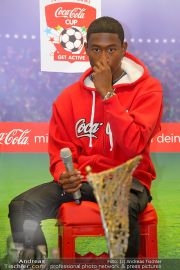 David Alaba Coca Cola - Twin Towers - So 10.11.2013 - 30