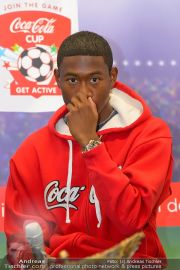 David Alaba Coca Cola - Twin Towers - So 10.11.2013 - 31