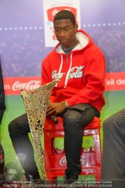 David Alaba Coca Cola - Twin Towers - So 10.11.2013 - 33