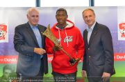 David Alaba Coca Cola - Twin Towers - So 10.11.2013 - 39