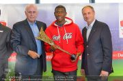 David Alaba Coca Cola - Twin Towers - So 10.11.2013 - 40
