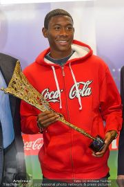 David Alaba Coca Cola - Twin Towers - So 10.11.2013 - 42