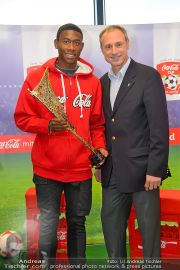 David Alaba Coca Cola - Twin Towers - So 10.11.2013 - 44