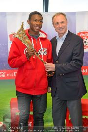 David Alaba Coca Cola - Twin Towers - So 10.11.2013 - 45