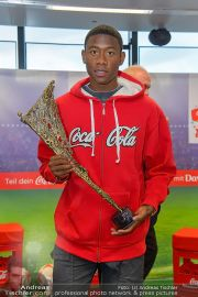 David Alaba Coca Cola - Twin Towers - So 10.11.2013 - 46