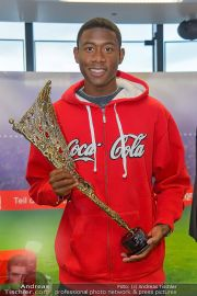 David Alaba Coca Cola - Twin Towers - So 10.11.2013 - 47