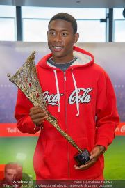 David Alaba Coca Cola - Twin Towers - So 10.11.2013 - 49