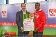 David Alaba Coca Cola - Twin Towers - So 10.11.2013 - 50