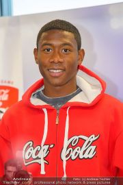 David Alaba Coca Cola - Twin Towers - So 10.11.2013 - 51
