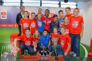 David Alaba Coca Cola - Twin Towers - So 10.11.2013 - 53