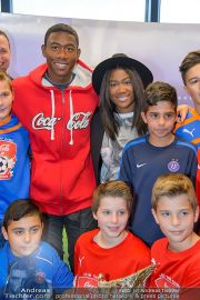 David Alaba Coca Cola - Twin Towers - So 10.11.2013 - 54