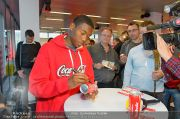 David Alaba Coca Cola - Twin Towers - So 10.11.2013 - 61