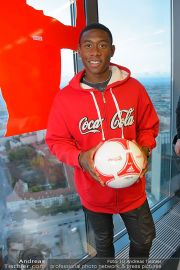 David Alaba Coca Cola - Twin Towers - So 10.11.2013 - 62