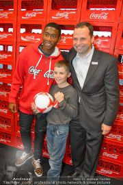 David Alaba Coca Cola - Twin Towers - So 10.11.2013 - 65