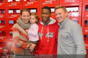 David Alaba Coca Cola - Twin Towers - So 10.11.2013 - 69