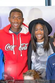 David Alaba Coca Cola - Twin Towers - So 10.11.2013 - 7