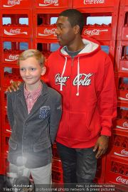 David Alaba Coca Cola - Twin Towers - So 10.11.2013 - 70