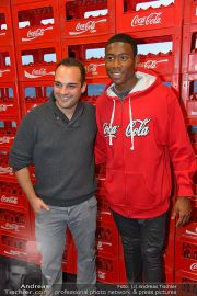 David Alaba Coca Cola - Twin Towers - So 10.11.2013 - 72