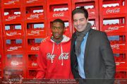 David Alaba Coca Cola - Twin Towers - So 10.11.2013 - 73