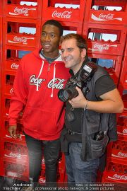 David Alaba Coca Cola - Twin Towers - So 10.11.2013 - 74