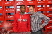 David Alaba Coca Cola - Twin Towers - So 10.11.2013 - 76