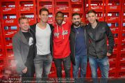 David Alaba Coca Cola - Twin Towers - So 10.11.2013 - 78