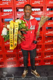 David Alaba Coca Cola - Twin Towers - So 10.11.2013 - 82