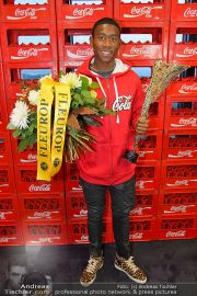 David Alaba Coca Cola - Twin Towers - So 10.11.2013 - 83