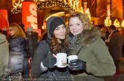Promi Punsch - Stephansplatz - So 17.11.2013 - 1